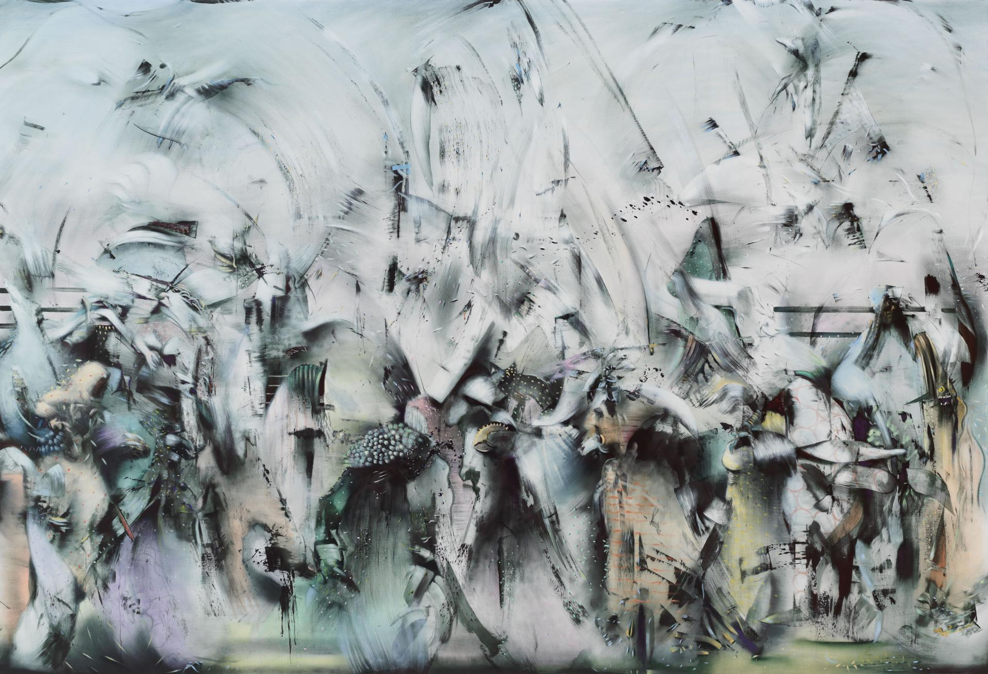 Ali Banisadr, Riders on the Storm
