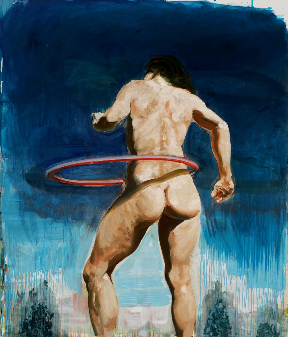 Eric Fischl American Hula 2020 Courtesy of the artist and Skarstedt, New York.