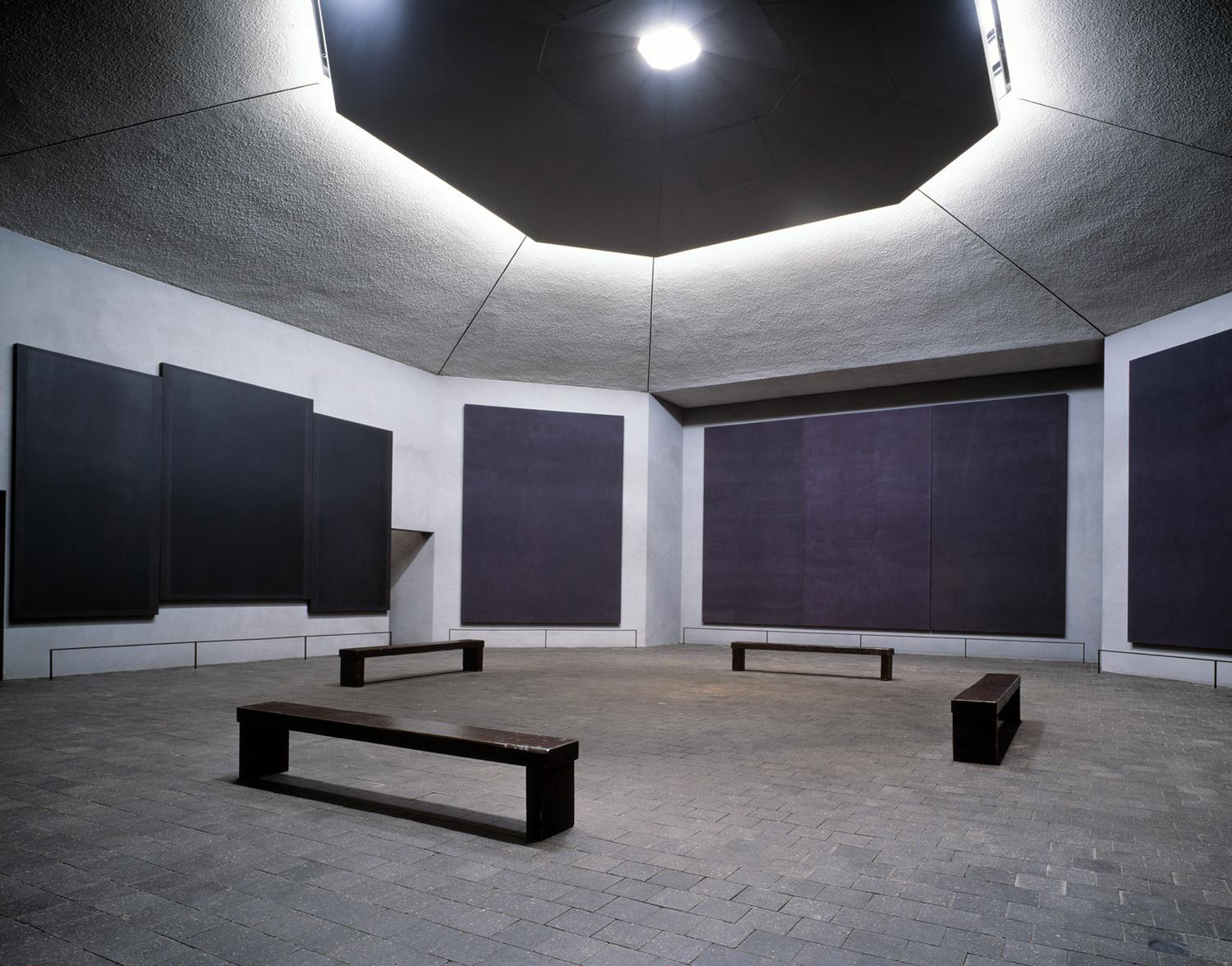 The Rothko Chapel in Houston, Texas. Photo: BEND Productions