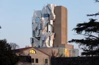 Luma Tower imagined by Frank Gehry, January 2021. Luma Arles, Parc des Ateliers, Arles (France) © Adrian Deweerdt