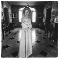 Diane Arbus, <em>Mrs. T. Charlton Henry in an evening gown, Philadelphia, Pa.</em>, 1965. Gelatin silver print. © The Estate of Diane Arbus