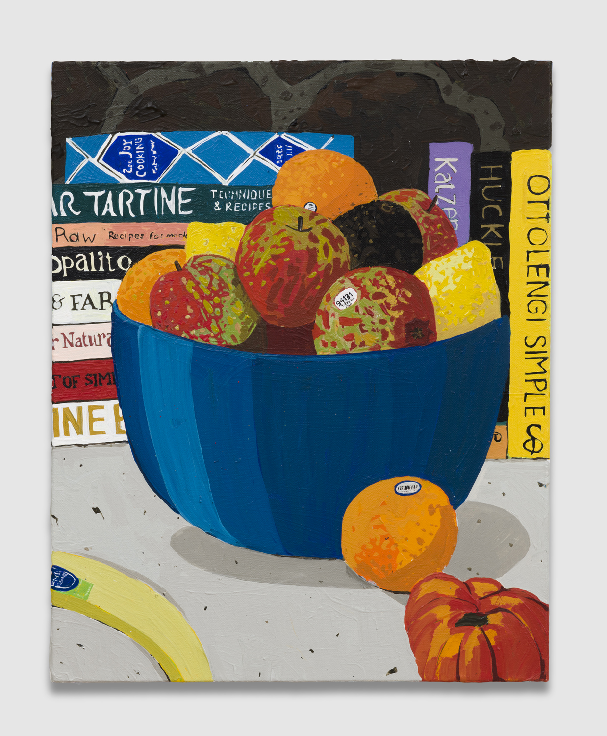 "Hilary Pecis, ""Fruit Bowl,"" 2020. Courtesy the artist and Rachel Uffner Gallery"