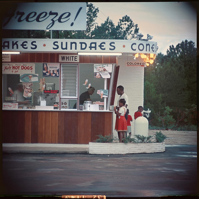 "Gordon Parks, ""Untitled, Shady Grove, Alabama,"" 1956. Courtesy of The Gordon Parks Foundation, New York and Alison Jacques Gallery, London. © The Gordon Parks Foundation."