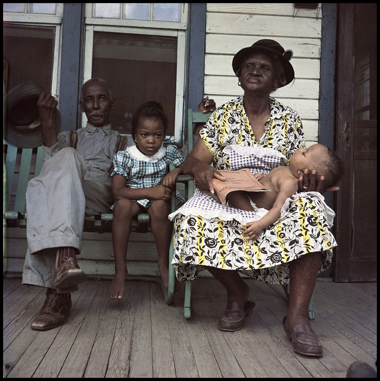 "Gordon Parks, ""Untitled, Mobile, Alabama,"" 1956. Courtesy of The Gordon Parks Foundation, New York and Alison Jacques Gallery, London. © The Gordon Parks Foundation."