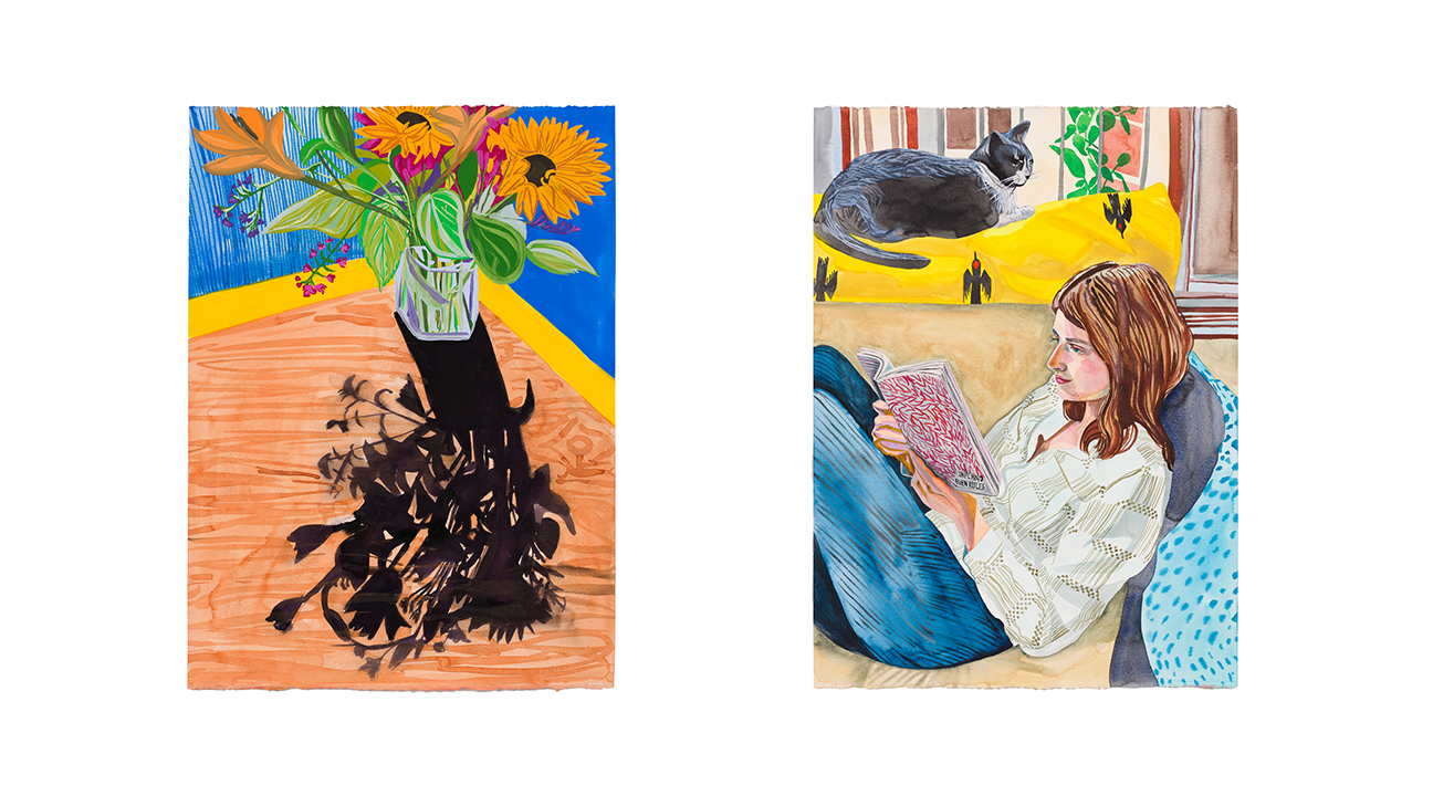 "Aliza Nisenbaum, ""Sunflowers & Alex,"" 2020