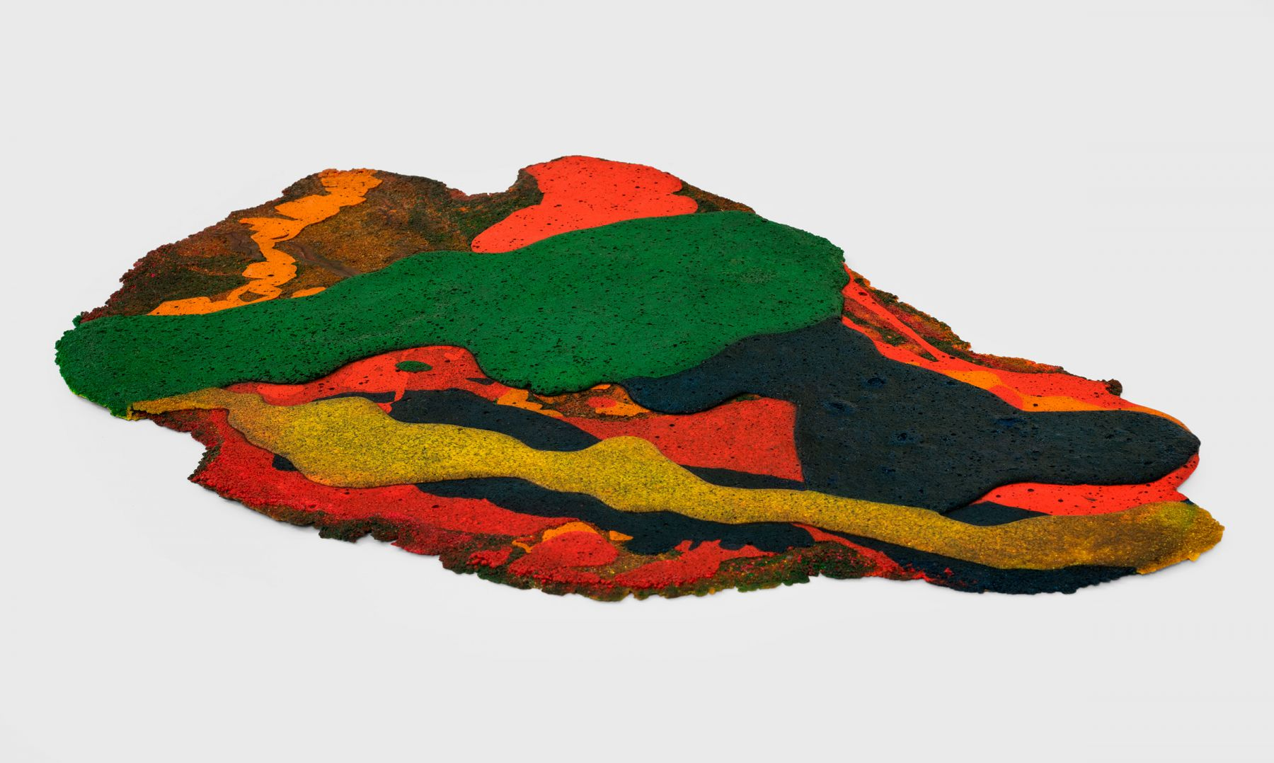 "Lynda Benglis, ""Shape Shifter,"" 1969. Image courtesy Cheim & Read, New York. Photo: Alex Yudzon. © 2020 Lynda Benglis/Licensed by VAGA at ARS, NY."