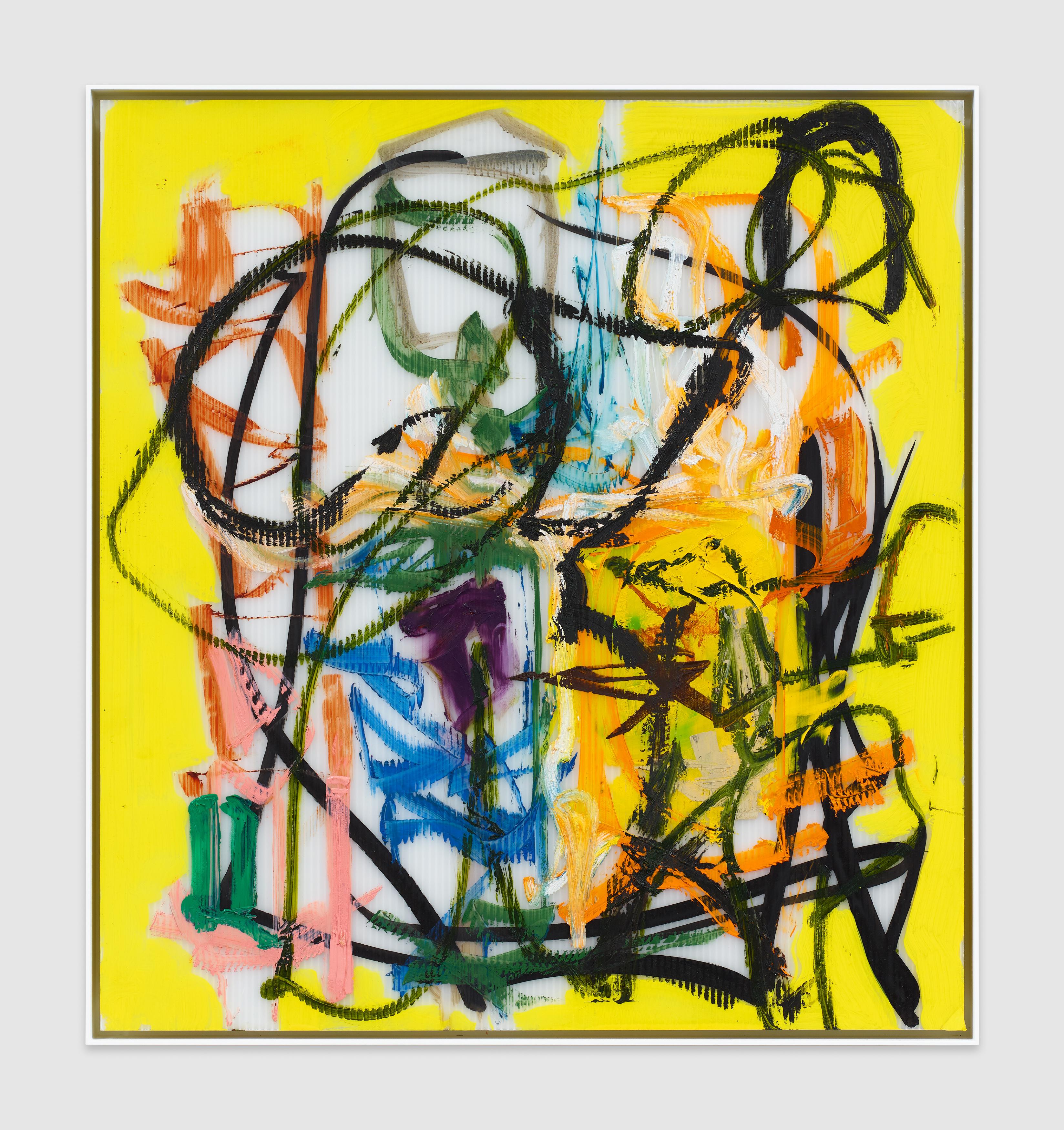 Aaron Garber-Maikovska, <em>TBT</em>, 2020. Courtesy the artist and CLEARING.