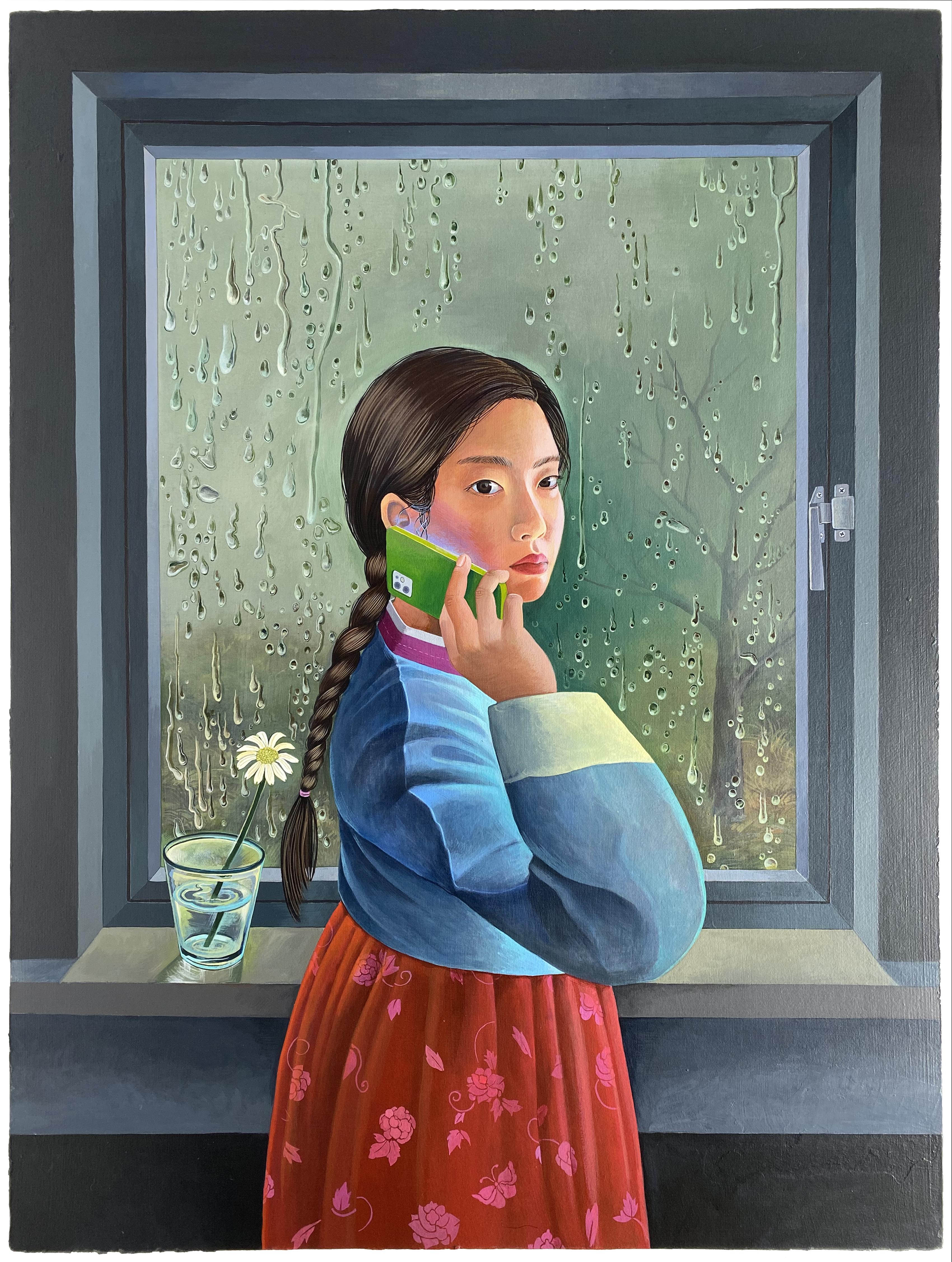 Sally J. Han, <em>A Call</em>, 2021. Courtesy of Fortnight Institute.