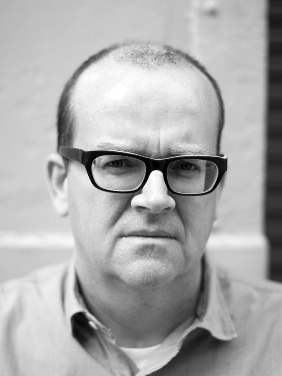 White Columns director and chief curator Matthew Higgs. Photo: Aubrey Mayer. Image courtesy White Columns.