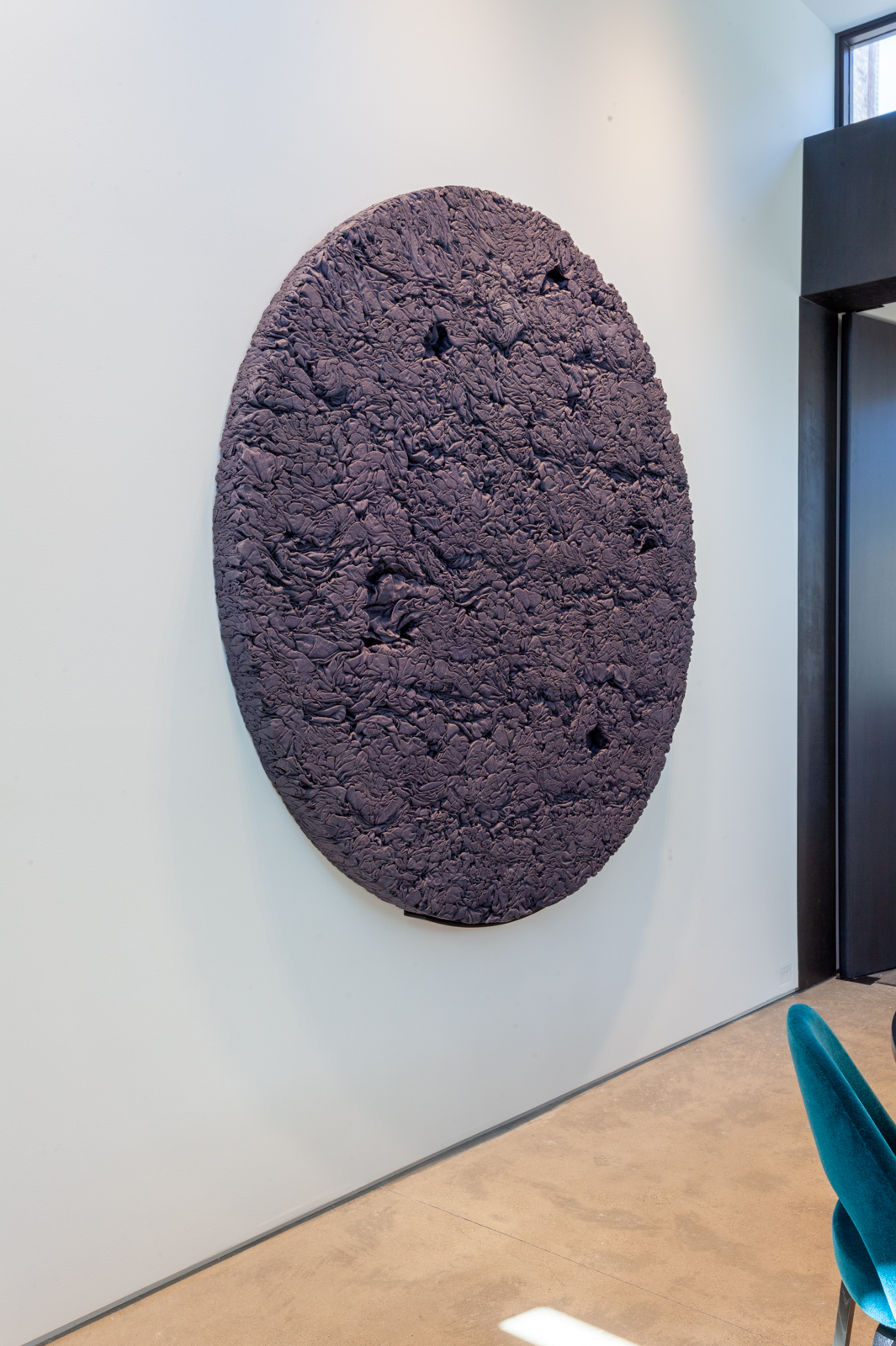 Manish Nai, Untitled, 2017, in the Gupta Moss collection, Chicago.
